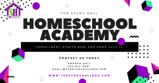 TSH Homeschool Academy Ad