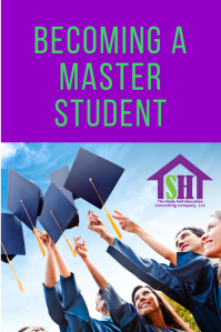 Become a Master Student